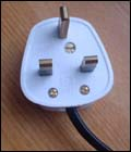 Irish Electrical Plug