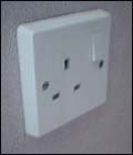 Irish Electrical Socket